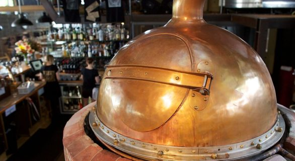 The Kettle at Cassels Brewery in Christchurch