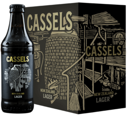 Cassels Lager Craft Beer