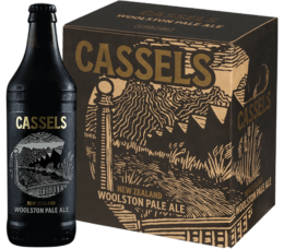 Cassels Woolston Pale Ale Craft Beer