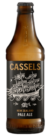 Cassels Pale Ale Craft Beer Bottle