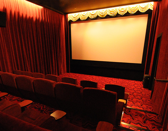 Deluxe Cinema at The Tannery