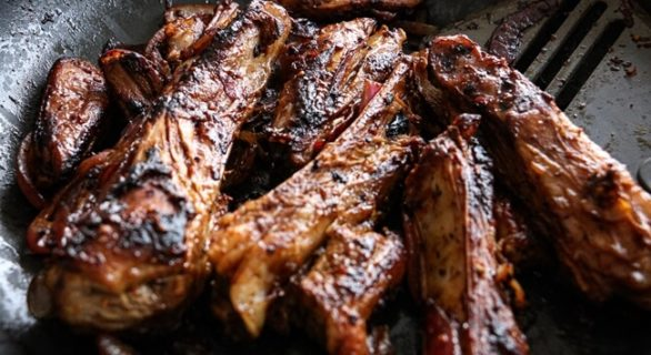 Cassels APA Marinated Pork Ribs Recipe